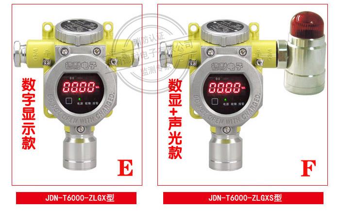 JDN-T6000-ZLGX型气体报警探测器